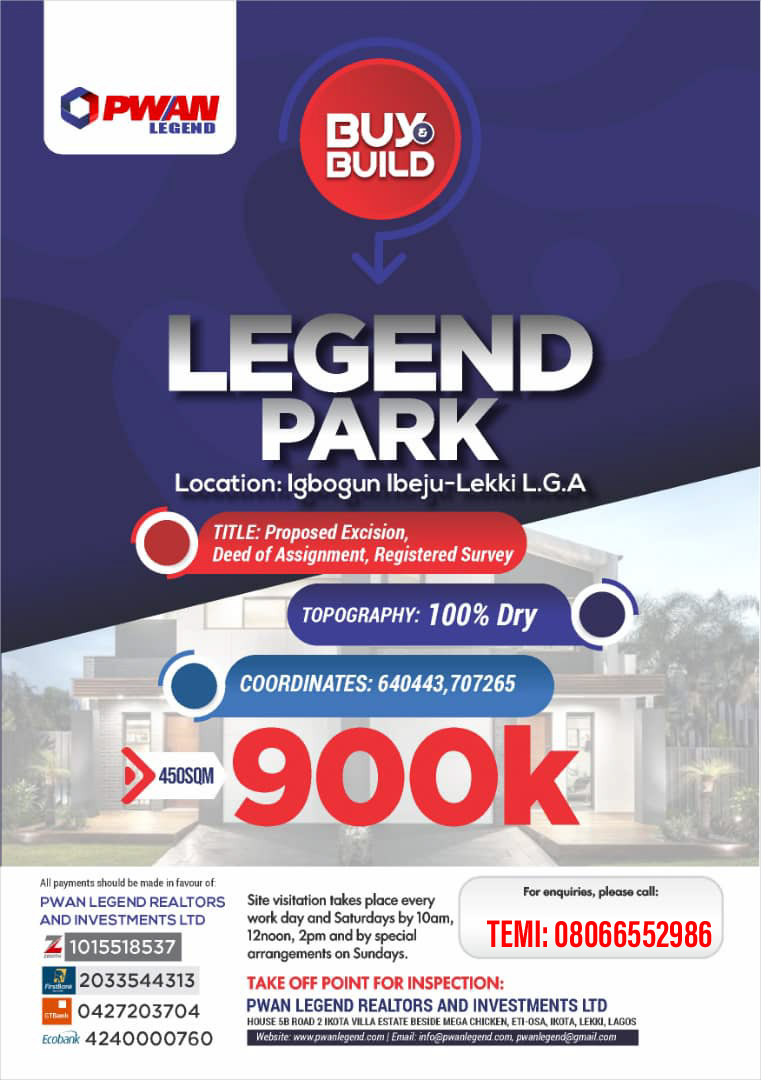 Propertyguru legend park