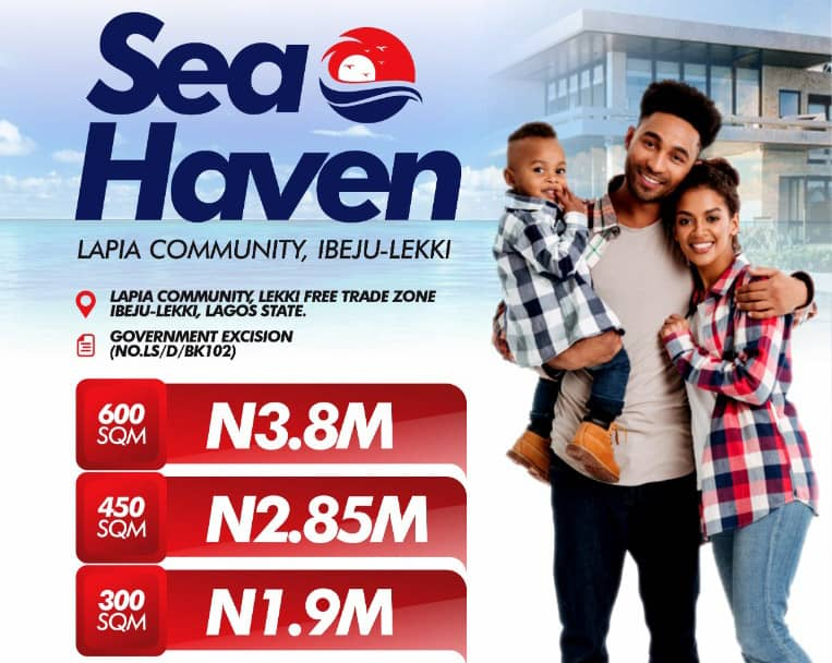PropertyGuru Nigeria Sea Haven