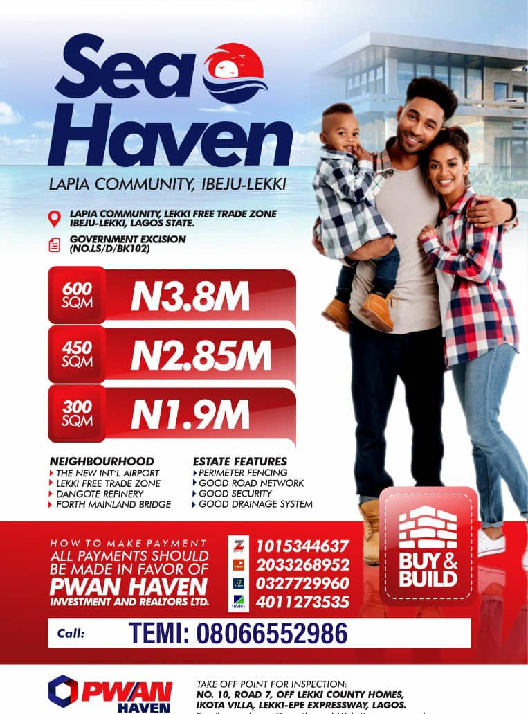 Sea Haven Estat