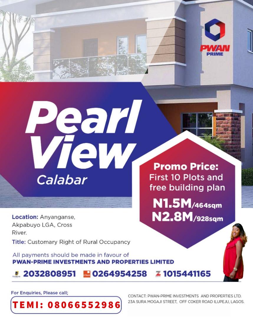 Pearl View Calabar